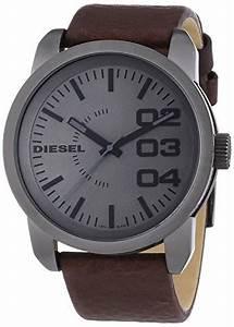 Montre Homme Diesel 2016 : les montres argent montre en main ~ Maxctalentgroup.com Avis de Voitures