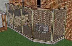 Construire Enclos Pour Chats : 69 best images about poulailler on pinterest animaux chicken and poultry house ~ Melissatoandfro.com Idées de Décoration
