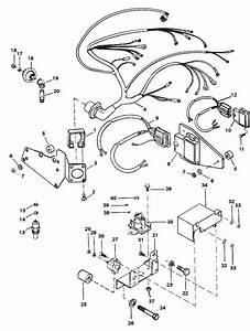 Wiring Harness  U0026 Electrical Components For Mercruiser  5