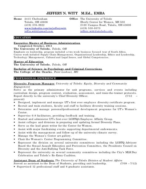 How To Write A Resume With Diverse Work Experience by Diversity Status Resume Sludgeport482 Web Fc2