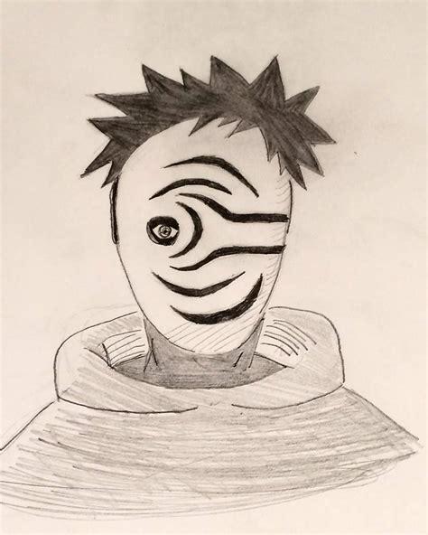 obito drawing anime amino