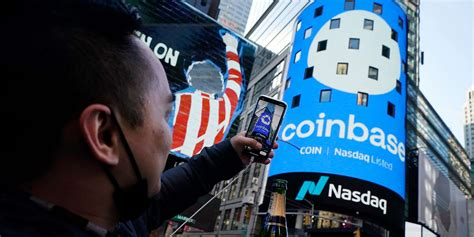 The Coinbase IPO is a watershed moment for the industry ...