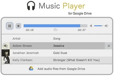 player  google drive extension chrome story
