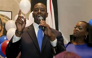 Gillum scores victory despite being outspent in Democratic ...