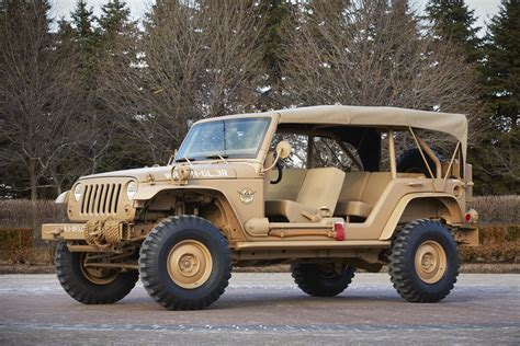 older jeep vehicles these old military jeep wheels are a black from the