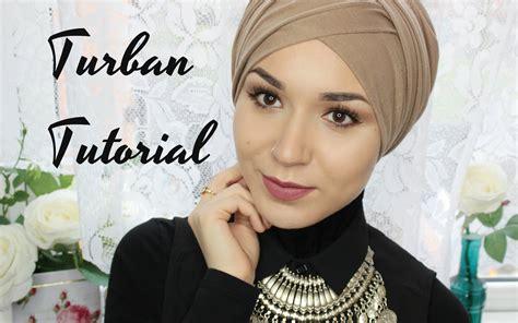 turban tutorial  fold hijab scarve ideas en