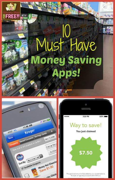 Coupon Money Saving Apps