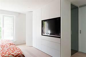 Kleiderschrank Mit Platz Für Fernseher : stijlvolle slaapkamer realisaties maatwerk deba meubelen ~ Sanjose-hotels-ca.com Haus und Dekorationen