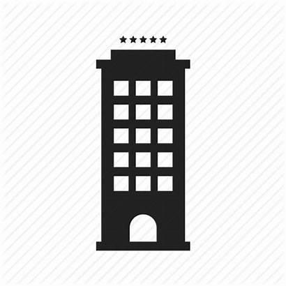 Icon Apartment Building Hotel Company Construction Buildings