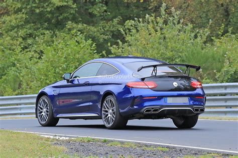 2018 Mercedes-amg C63 R Coupe Comes To Crash The Bmw M4