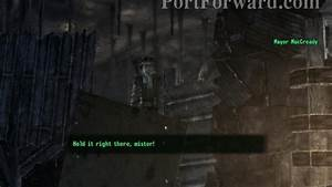fallout 3 walkthrough picking up the trail With lamplight caverns