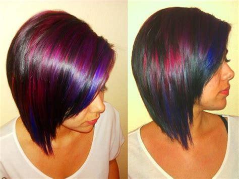 Best 25+ Funky Hair Colors Ideas On Pinterest