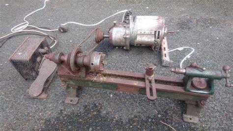 vintage workbench top metal workers model makers hobbies