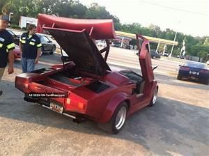 Lamborghini Countach Replica 1989