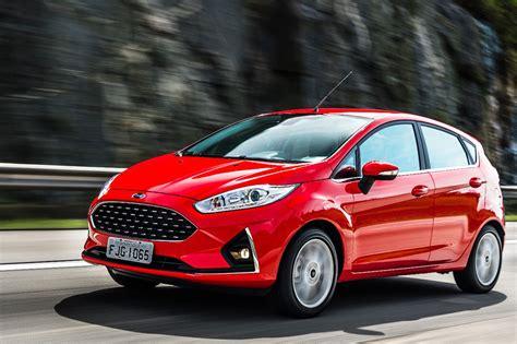 Ford Fiesta 2018 tem preço inicial de R$ 56.690