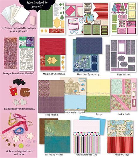 Supplies Card Making Supplies
