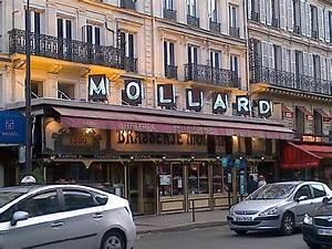 Restaurant Gare Saint Lazare : brasserie mollard paris quartier gare saint lazare ~ Carolinahurricanesstore.com Idées de Décoration