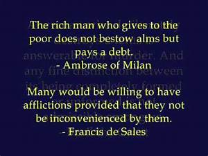Catholic Teaching, Quotes of the Saints - Part 4/4 - YouTube