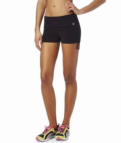 Shorts Workout Yoga Womens Athletic Aeropostale Walmart