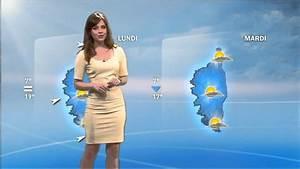 La météo Corse de Sophie olmiccia du 30 mars au 1 Avril 2014 - YouTube