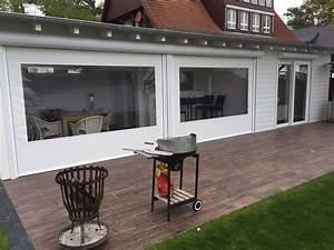 Feuerstelle Für Terrasse : allwetterschutz f r terrassen balkone freir ume zum fabrikspreis ~ Frokenaadalensverden.com Haus und Dekorationen