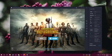 how to play pubg mobile on windows 10