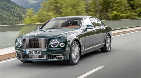 2018 Bentley Mulsanne Speed Specs, Price, Review