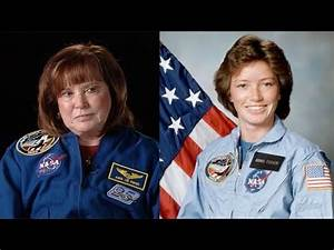 Astronaut Anna Fisher - the first mother to fly in space ...