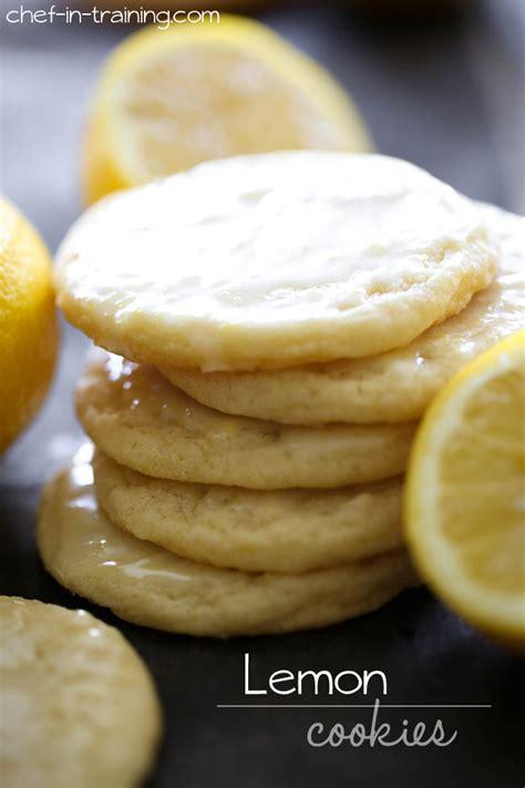 recipes with lemon lemon cookies recipe dishmaps