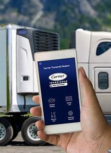 Carrier Transicold Updates App