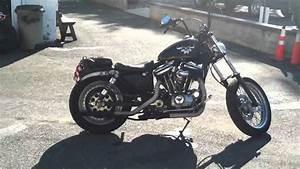 1986 Harley Davidson Sportster Evo Bobber Chopper