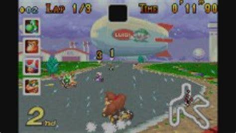 Mario Kart Super Circuit Game Boy Advance Games