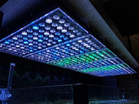 saltwater tank lights amazing japanese reef tank atlantik v4 led lighting