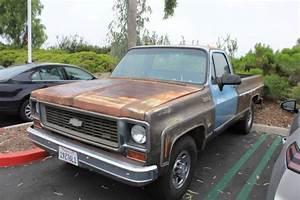1973 Chevy C20 Cheyenne Pickup 3  4 Ton Pickup Truck