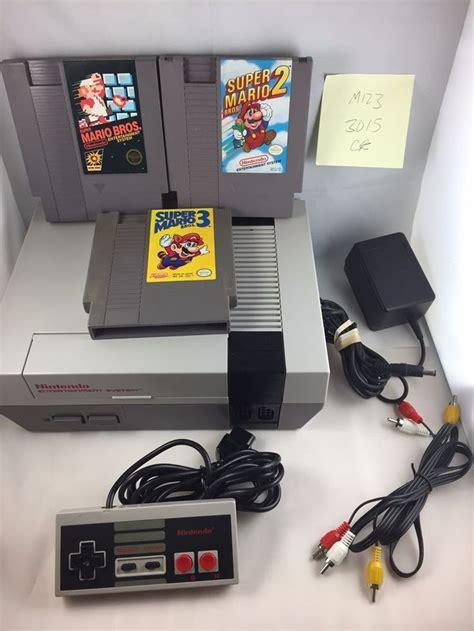 Original Nintendo Console by Best 25 Nes Console Ideas On Retro