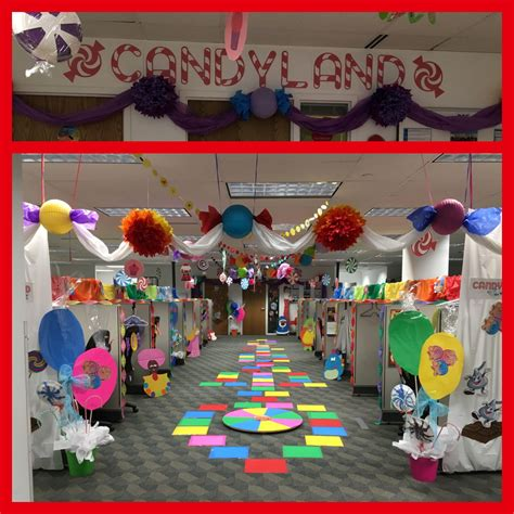 themes for christmas celebrations at office pin by jenn white on candyland decorations candyland land and decor