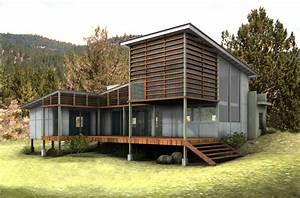 Casa Ecologica  30 Esempi Di Ville Di Lusso Ecostostenibili