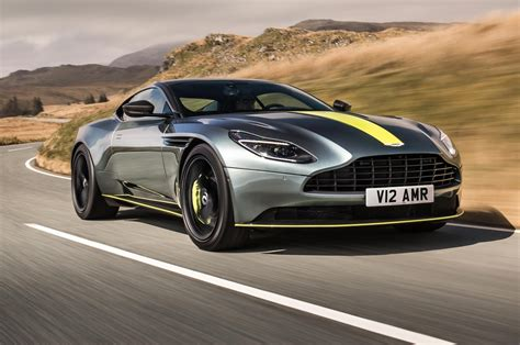 2019 Aston Martin Db11 Amr Is The Meaner New V12 Flagship