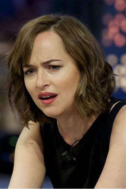 Dakota Johnson Hormiguero El Confused Tv Face