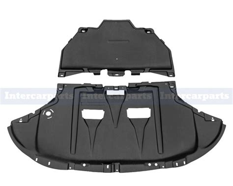 audi       engine gearbox cover