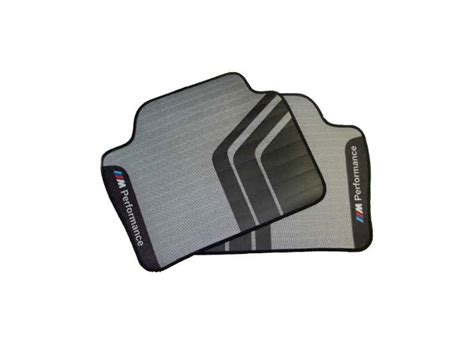 Bmw M Performance Genuine Rear Sport Floor Mats Set F20 1