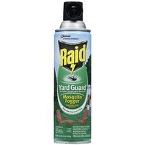 Backyard Spray by New Raid 01601 Yard Guard Patio Outdoor Insect 16oz Can