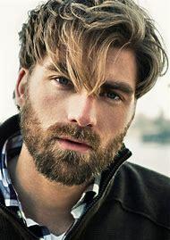Blonde Hair Men with Beards
