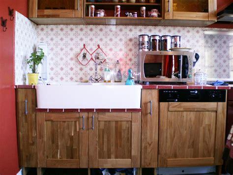 caisson cuisine bois meuble de cuisine en bois with caisson cuisine bois massif