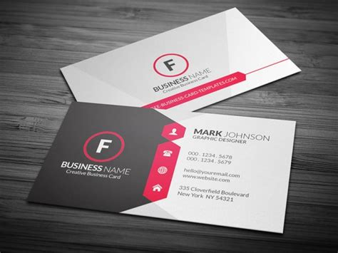 visiting card printing  regular textured paper