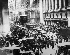 The Roaring 20s silenced, part 1: Black Thursday, the ...