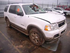 Used Parts 2004 Ford Explorer 4x4 Eddie Bauer 4 6l V8 65k