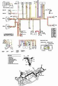 Cdi Motorcycle Wiring Diagram And Wiring Kawasaki
