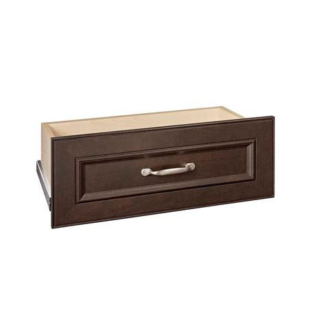Closetmaid Impressions 87 In Chocolate Drawer Kit For 25. Mirrored Table With Drawers. Marble Pedestal Table. Best Desk Chair For Back Pain. Accent Drawer Chest. Auto Desk Seek. Under Bed Pull Out Drawers. 2 Person L Shaped Desk. Glass And Metal Desk