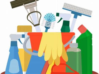 Cleaning Clipart Housekeeping Supply Transparent Clean Volunteer